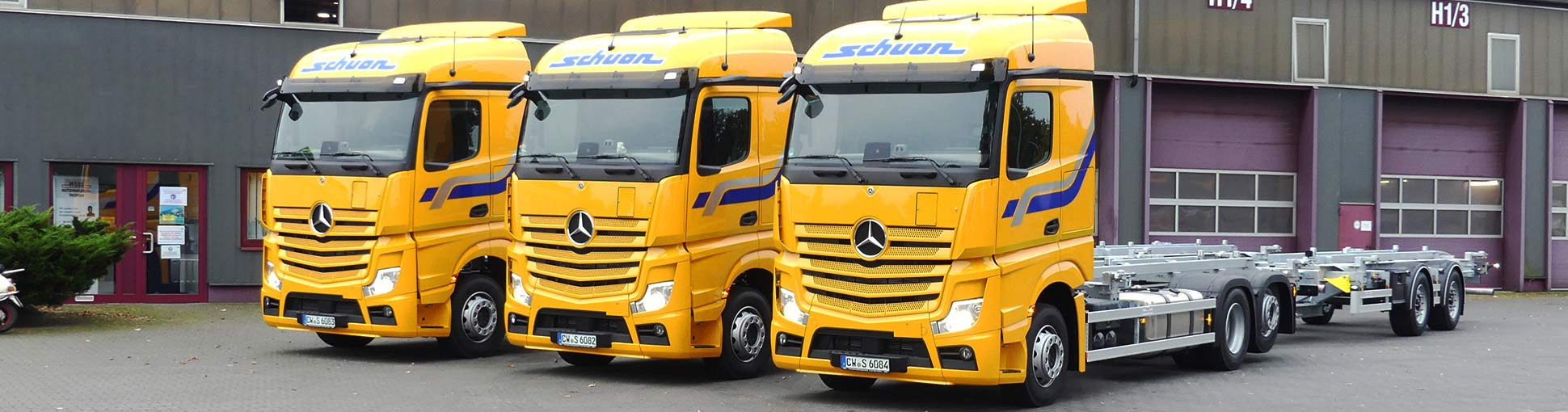 Transportlogistik systemverkehre