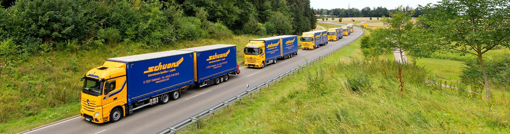 Schuon Green Logistics