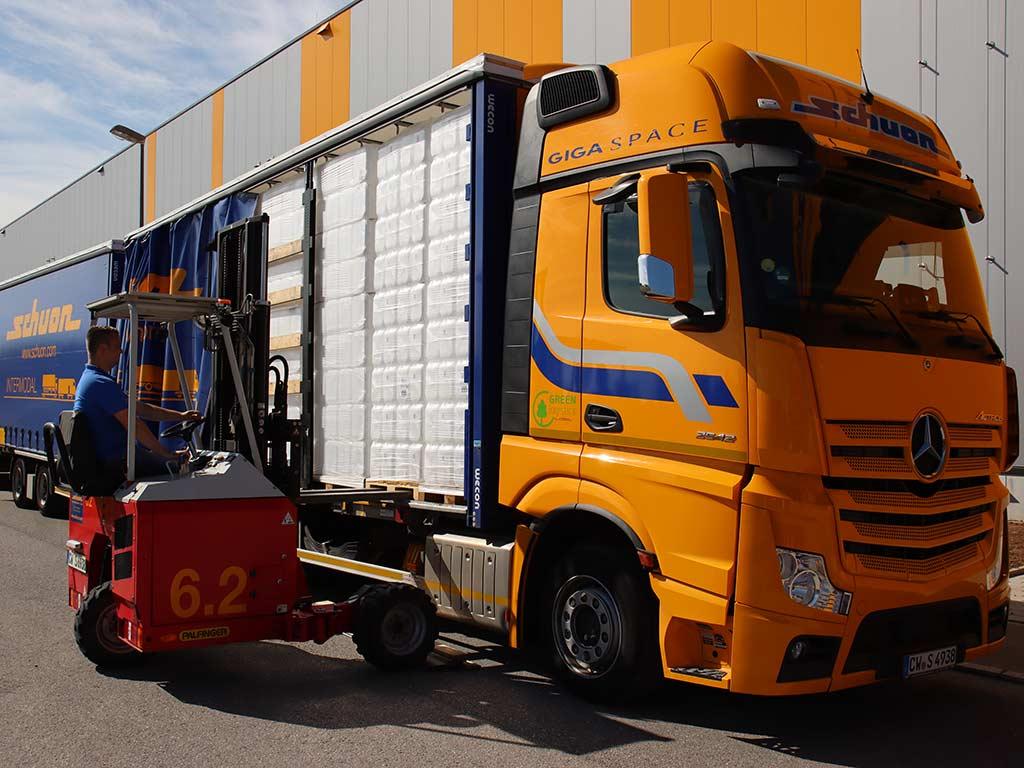 Industry Logistics Schuon