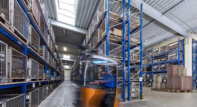 Machine logistics Schuon