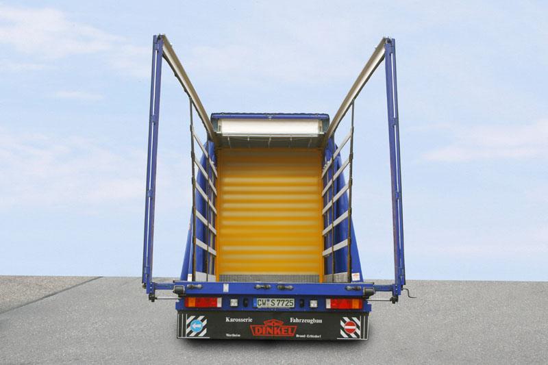 Megasattel Überbreite Schuon Transportlogistik