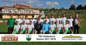 Sponsoring TSV Haiterbach